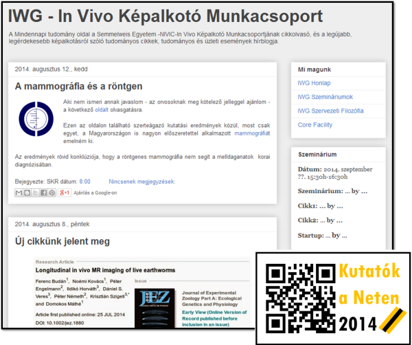 In Vivo Képalkotó Munkacsoport – SzigetiKrisztián