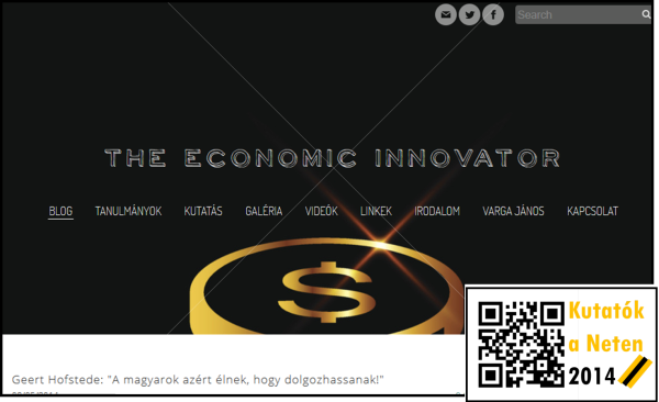 Economic-innovator.com – Dr. Varga János