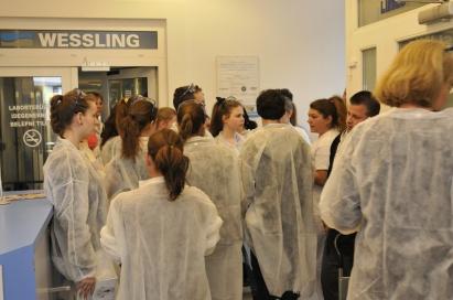 Laborkaland - diákok a független laboratóriumban