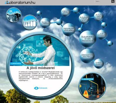Laboratorium kutatas