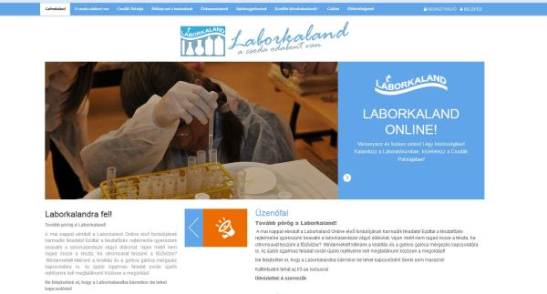 Laborkaland Online